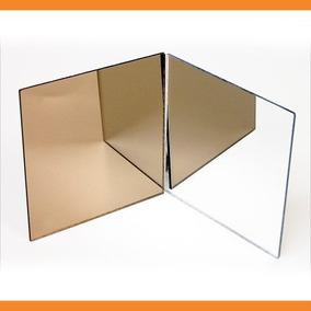Chapa Ou Placa Espelho De Acrilico Sob Medida