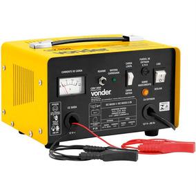 Carregador Bateria Portatil 12v 220v Cbv950 Vonder