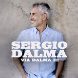 Cd Sergio Dalma Via Dalma 3 Novedad 2017! Open Music