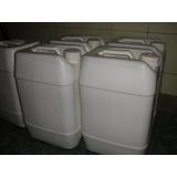 Bidon, Carboya Envase Plastico 20lt, Nueva Con Tapa (