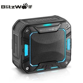 Caixa De Som Blitzwolf Bw-f2 Speaker Bluetooth Prova D