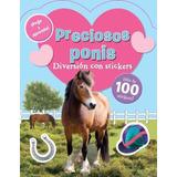 Libro : Preciosos Ponis (stckr Acty Books) (spanish Edition