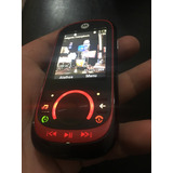 Celular Desbloqueado Moto Razr Em35 Mp3 Bluetooth Novo