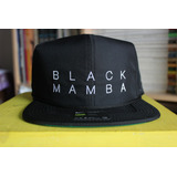 Snapback Nike Kobe Bryant Black Mamba