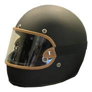 Casco Moto Integral Vértigo Vintage+antiparras. En Gravedadx
