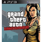 Grand Theft Auto Liberty City Stories Ps3 Gta