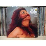 Lp Edith Veiga-começo Da Vida
