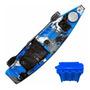 Azul camuflado