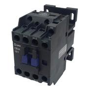 Contactor Tripolar 32a Bobina 220v Baw + Modelo Cb3a1810m7