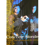 Concrete Blonde - Still In Hollywood The Videos Dvd Imp Usa