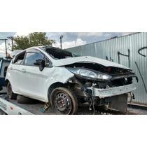 Ford New Fiesta 2014 Sucata Em Peça Motor Cambio Farol Porta