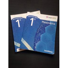Texto Ejercicios Y Materia Matematicas 1° Medio Santillana