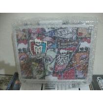 Maleta Em Alumínio Monster High Mosaico - Ricca Média