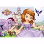 Quebra Cabeça Puzzle Princesinha Sofia 30 Peças Grow