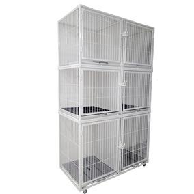 Gaiola Para Cães / Canil / Jaula C/ 6, 7, 8 Ou 9 Lugares