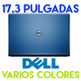 Notebook Dell 17 Pulgadas 8gb 1tb Amd Quad Roja Azul Violeta