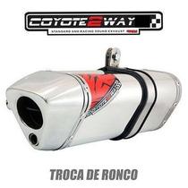 Escape Ponteira Coyote Trs 2 Way Bandit 650 1250 09