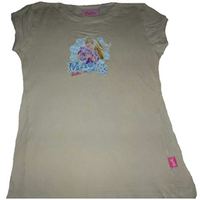 Blusa Barbie Talla Extra Chica