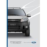 Manual Del Propietario Ford Eco Sport 2007-2010 Envio Gratis