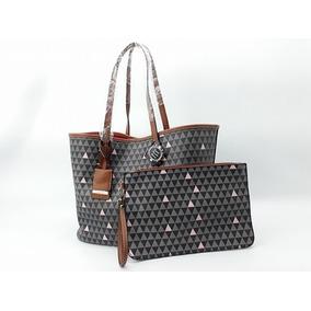 Bolsa Carteira Triangulo Nina Emma Lorena Shopping Neverfull. 5 cores. R   199 05cbf65720e