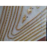 Cadena De Oro 18 Kt, 60 Cm, Referencia 245, Joyeria Mimi