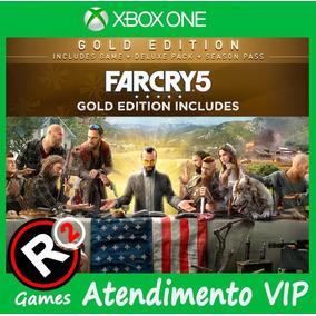 Far Cry 5 Gold Edition Xbox One Offline