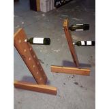 Bodega Cava Vinoteca Mueble Para Vinos X2