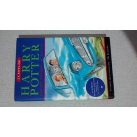 Harry Potter And The Chamber Of Secrets, Capa Dura 1ª Edição