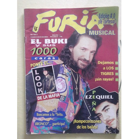 Furia Musical,año1 N.0 .1993,marco Antonio Solís El Buki