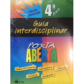 Guia Interdisciplinar Porta Aberta 4ºano, Edição Renovada