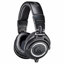 Fone Audio-technica Ath-m50x Professional Dj Studio Monitor
