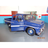 Chevrolet C-10 Fleetside Pick Up 1966. Escala 1/24. Motormax