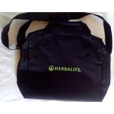 Bolso Para Laptop Herbalife - Usado