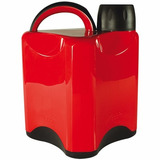 Garrafa Termica 5 Litros Inquebravel Vermelho Alladin