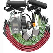Elásticos Fittogo Cord 115 + Dinamômetro- Revestido (seguro)