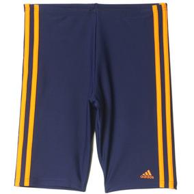 Pants De Natacion Franjas Jammer Niño adidas Ak2507