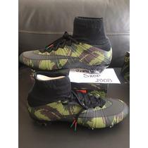 Nike Mercurial Superfly Se Fg Camo Gama Alta Profesional