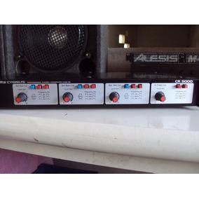 Cygnus Crossover Cr 5000 Stereo 04 Vias Profissional Bonito