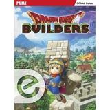 Guía De Dragon Quest Builders E Guide Ps4 Vita Zaffron Games