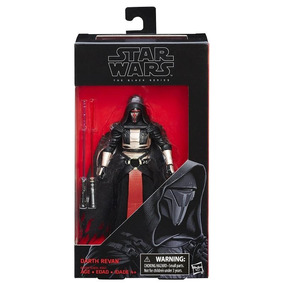 Star Wars Black Series Darth Revan Figura 6 Pulgadas