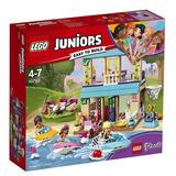 Casa Del Lago De Stephanie Lego 10763