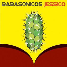 Babasonicos Jessico Vinilo Lp Reedicion 2017 Nuevo Sellado