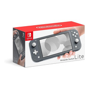 Nintendo Switch Lite 32gb Gris