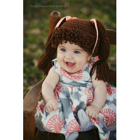 Gorros Tejidos De Cabbage Patch