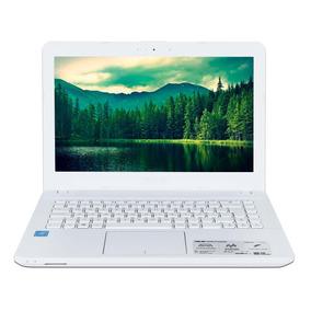 Laptop Asus X441na-ga018t N3350 4gb 500gb 14 Blanco
