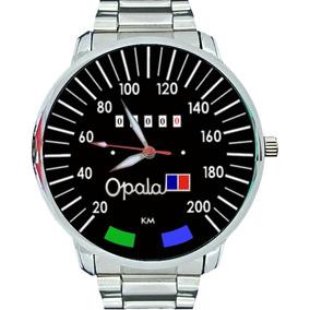 Relógio De Pulso Velocimetro Gm Chevrolet Opala Antigo 200km