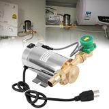90 W 110v Automático Electrónico Agua Booster Bomba Casa...