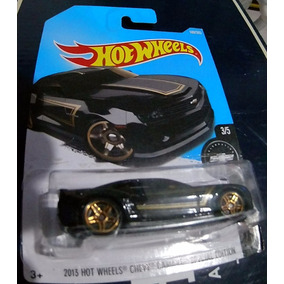 Dty97 180 2013 Hot Wheels Chevy Camaro Special Edition