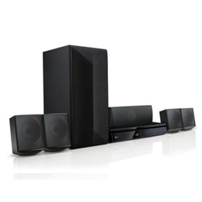 Home Theater Lg Blu-ray 3d Lhb625m 5.1 Canais 1000w