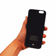 Funda Soul Power Case Cargador Bateria iPhone 6 / 7 / 8 Plus